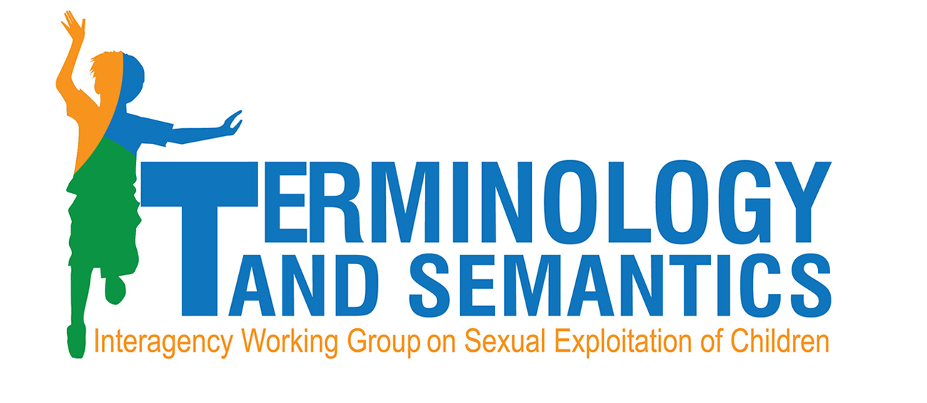 Terminology guidelines logo
